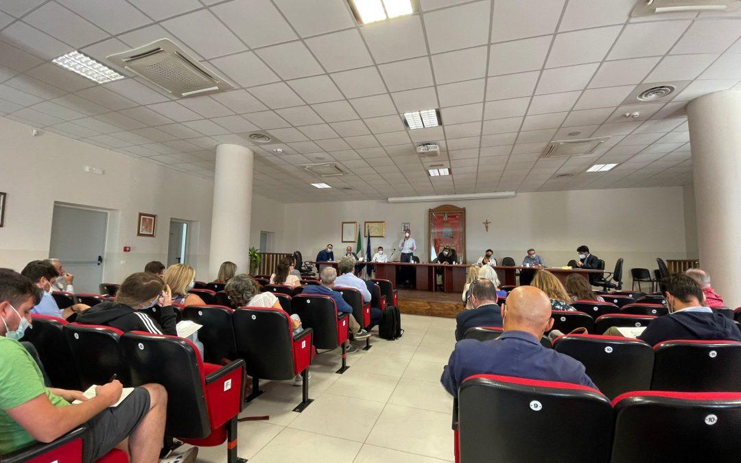 Con il partenariato per lo sviluppo delle aree marginali: il punto sui lavori SIBaTer-KiNESIS